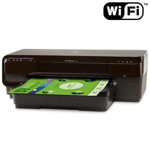 Impressora HP Officejet 7110 Wide Format ePrinter - Wireless - HP