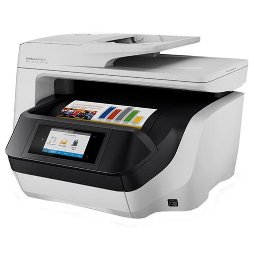 Multifuncional HP OfficeJet Pro 8720 Branca - Impressora, Copiadora, Scanner - HP